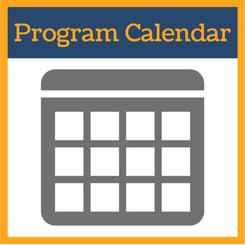 Program Calendar