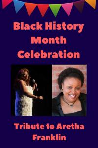 Rhonda Denet: Tribute to Aretha Franklin