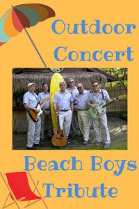 Endless Summer: Beach Boys Tribute (Outdoor Concert)