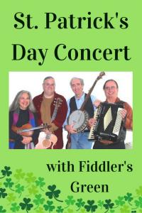 Fiddler's Green: St. Patrick's Day Concert