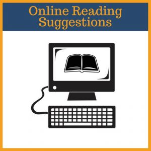 online reading suggestions
