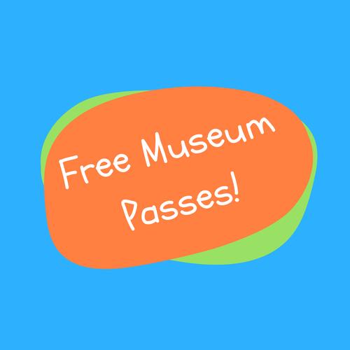 Free Museum Passes