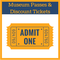 Museum Passes & Discount Tickets