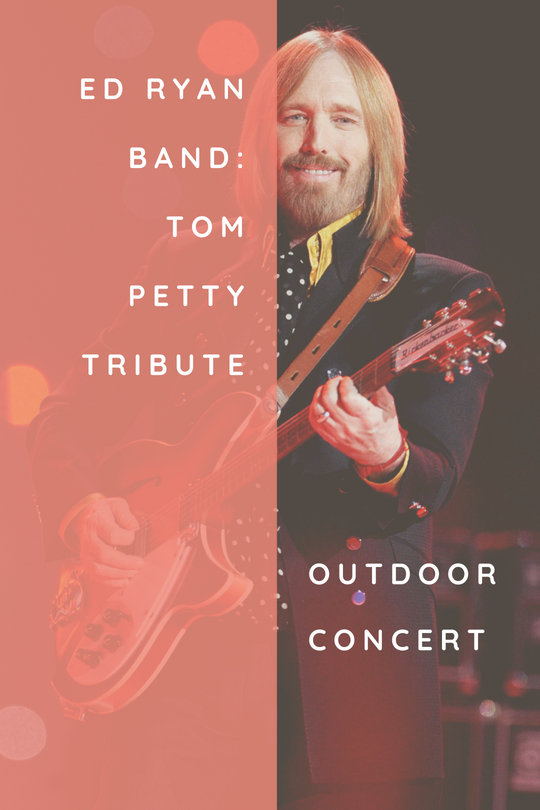 Ed ryan Band_ Tom Petty Tribute