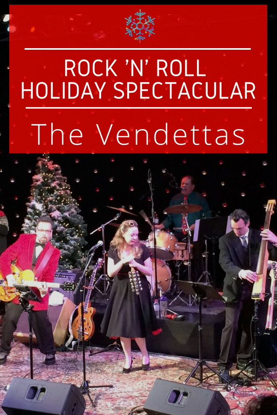 Rock 'N'Roll Holiday Spectacular