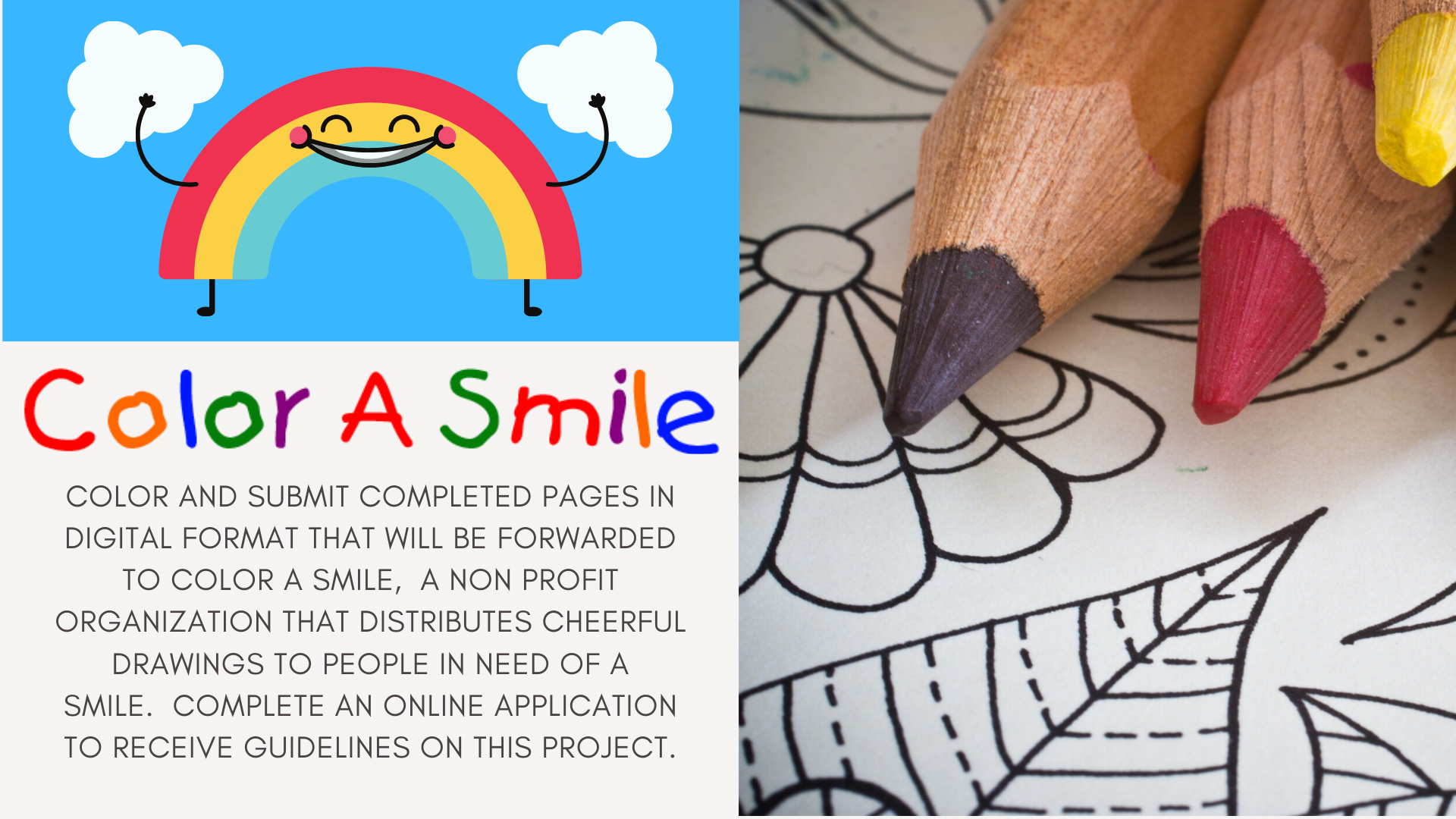 Color a Smile