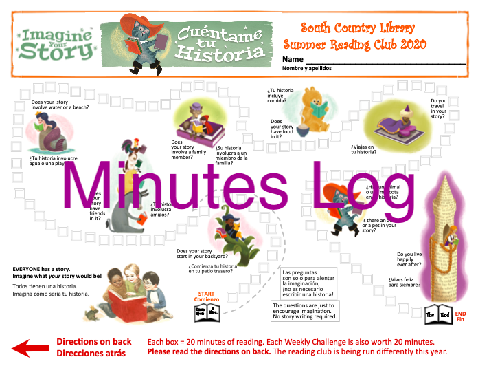 Minutes log