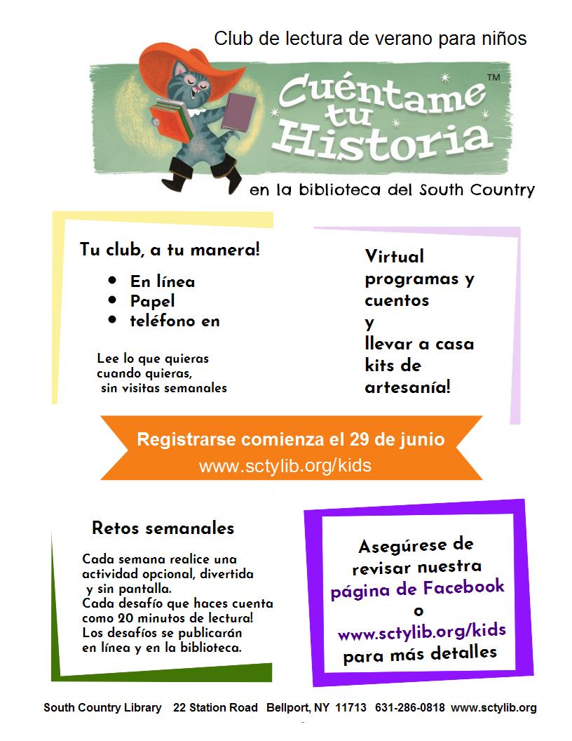 Src 2020 flyer Spanish