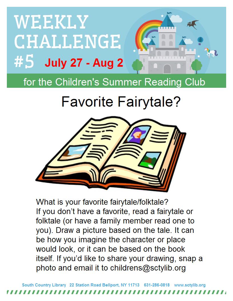 SRC Challenge 5