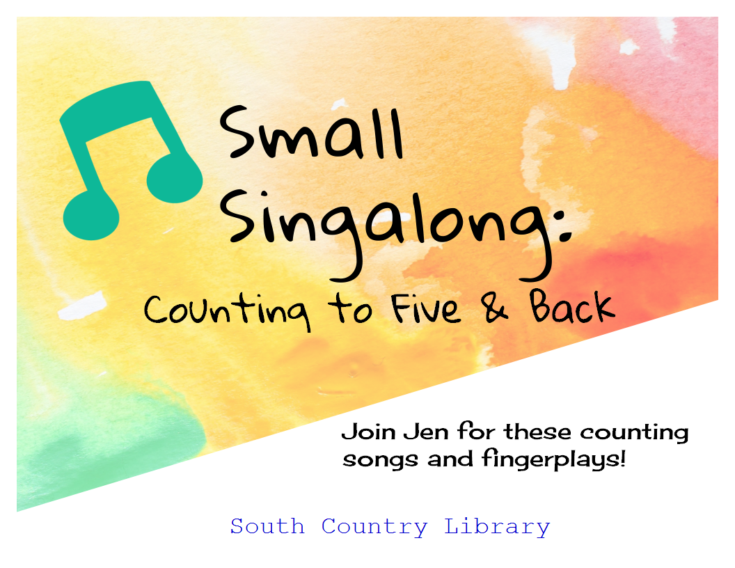 Small Singalong counting